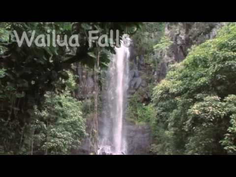 Wailua Falls Virtual Maui Guide