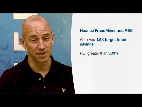 How Royal Bank of Scotland Identifies Fraud in the Contact Center - Results by the Numbers