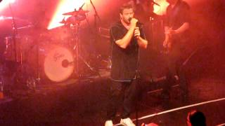 Sasha - Turn it into something special (live@Gibson Club Frankfurt 14.06.2015)