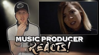 Music Producer Reacts to Gabbie Hanna - Perfect Day (A True Story)