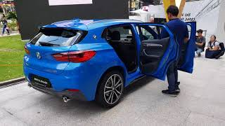 2018 BMW X2 Detailed Walk Around Review | EvoMalaysia.com