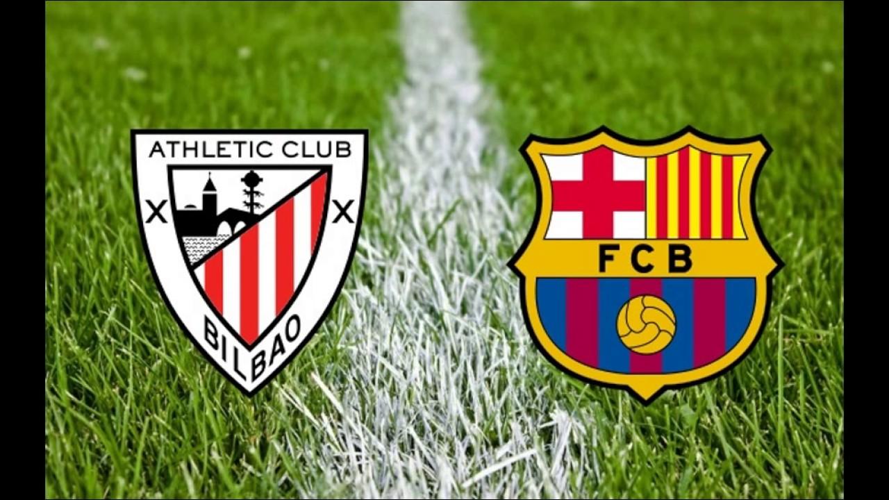 Barcelona vs Athletic Bilbao Live Stream free - YouTube