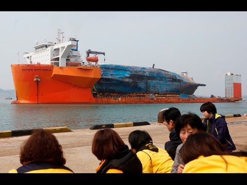 S. Korea's ill-fated ferry Sewol ends 3-year ordeal to get to bottom of disaster