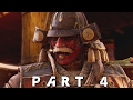 FOR HONOR Walkthrough Gameplay Part 4 - Samurai Fujikiyo (Viking Campaign)