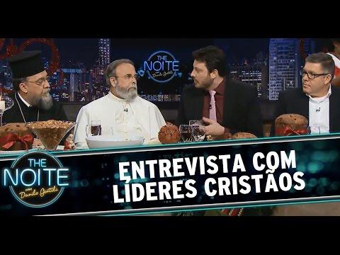 The Noite (24/12/14) - Entrevista com Líderes Cristãos