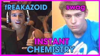 fREAKAZOID & swag #1: Playing Pros for $$$ [Bonus Ending]