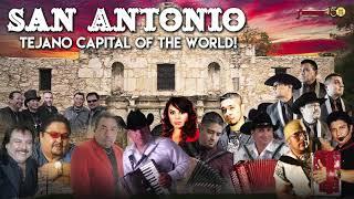 San Antonio The Capital of Tejano Music - Mazz, Jay, Elida, Siggno and more!
