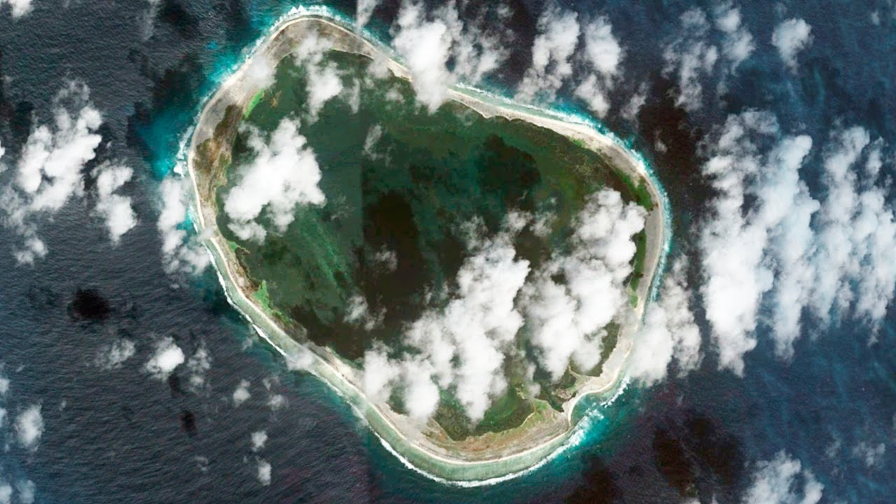 ¿Por qué Todos Quieren Apoderarse de Esta Pequeña Isla?