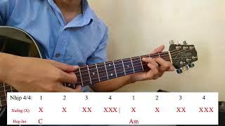 Hướng dẫn Cứ Yêu Đi Đức Phúc Guitar Đệm Hát Cơ Bản [Có Tab Intro]