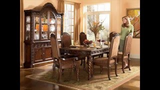 Dining Room Tables with Benches and Chairs UK