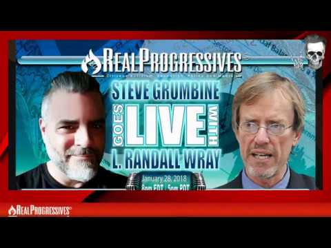 Dr L Randall Wray joins Real Progressives to discuss the role of Taxation in MMT and more.