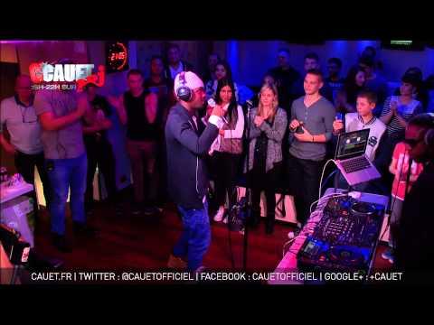 Black M - Je garde le sourire - live - C'Cauet sur NRJ