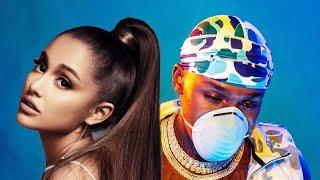 DaBaby - ROCKSTAR (ft. Ariana Grande)