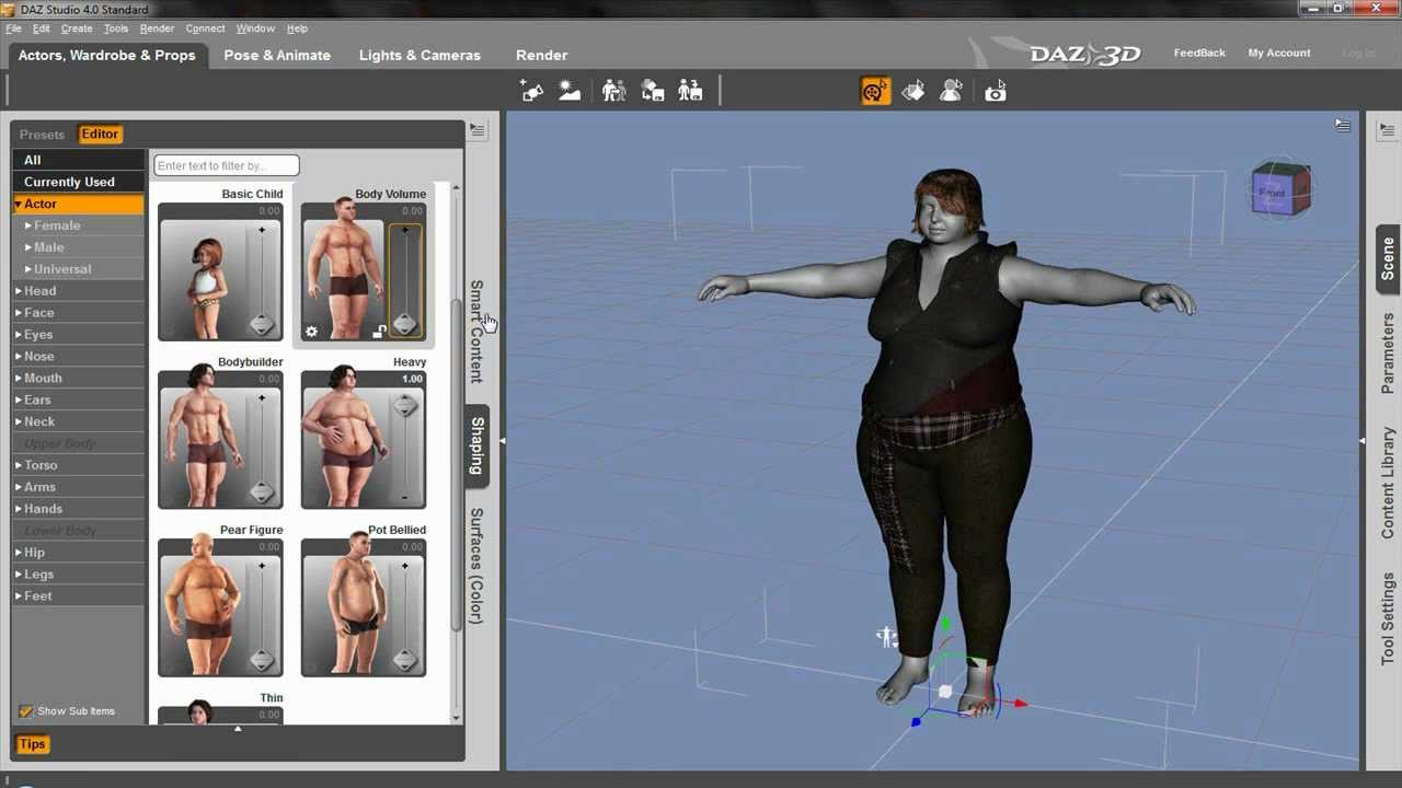 3d Character Design Software Free Download : Awesome pieces of free d software youtube
