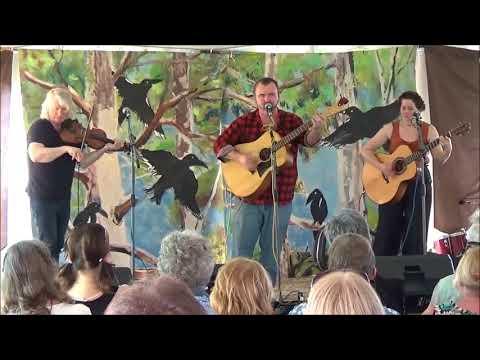 Michael Waugh Dairy Farmer's Son Dorrigo Folk & Bluegrass Festival  Sunday 29th October 2017
