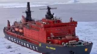 видео Гостиница на Белом море в туристическом центре Полярный Круг