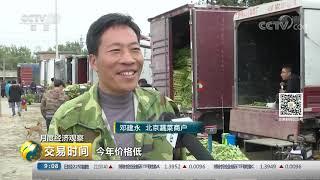 《交易时间(上午版)》 20191015| CCTV财经