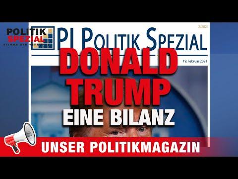 Leitartikel von Max Otte: Donald Trump - eine Bilanz