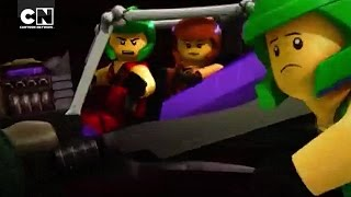 Skate Race | NINJAGO: Masters of Spinjitzu | Cartoon Network
