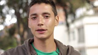 Patrocíname Bunker 2014 - Sebastian Clavijo (Finalista)