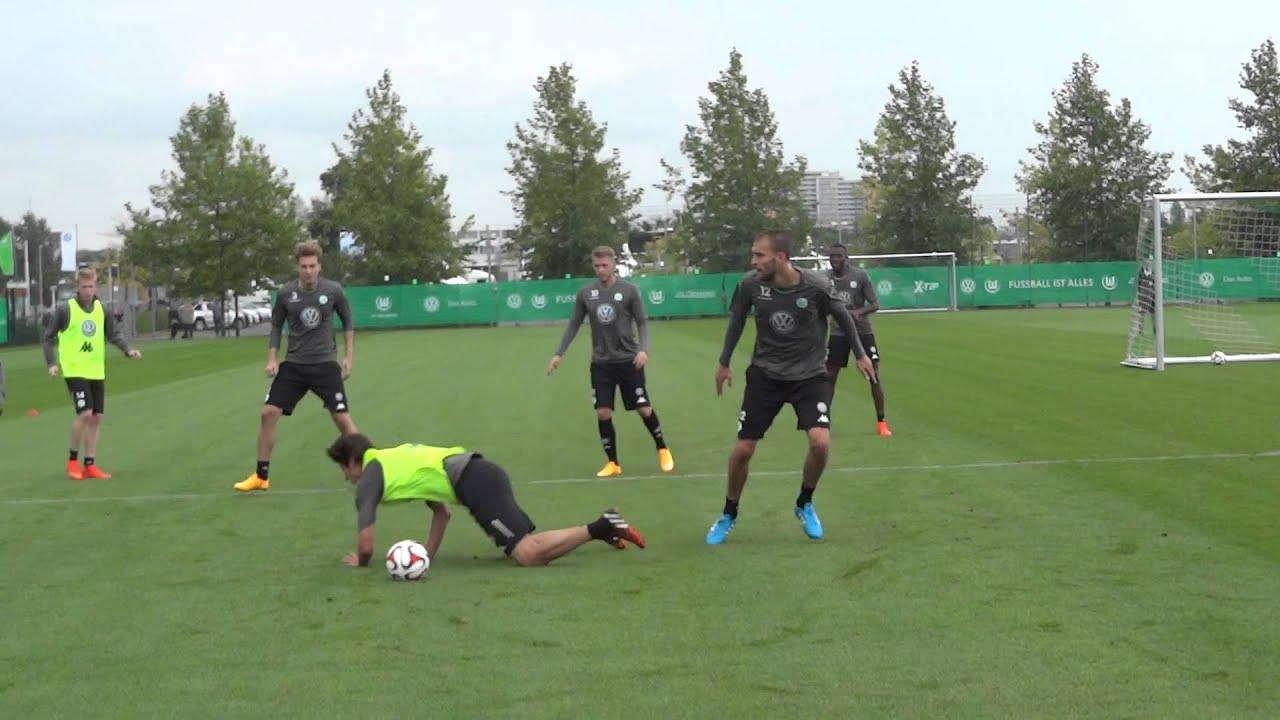 Vfl Wolfsburg Trainingszeiten