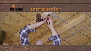 Mr. Heater Unit Heater Installation & Operation