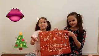 Avataan GLITTER joulukalenteri (unboxing)