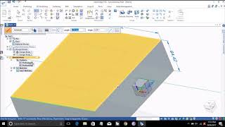 Video SOLID SWEEP CUTOUT IN SOLIDEDGE ST9 download MP3, 3GP, MP4, WEBM, AVI, FLV Oktober 2018