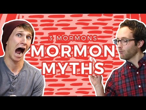 Reacting to CRAZY RUMORS about Mormons