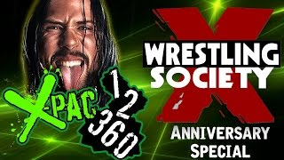 WSX Anniversary Special - AfterBuzz TV's X-Pac 12360 Ep. #25