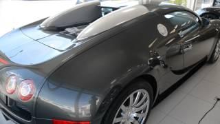 Bugatti Veyron Of Samuel Eto'o Luxembourg