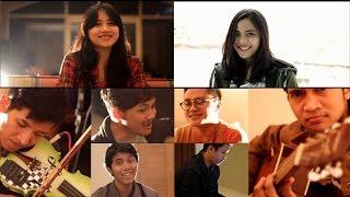 Dekat di Hati - RAN (cover by Andri Guitara, Dinesia, Cikallia, Zoel, Rifan, Edwin, Guntur, Yadi