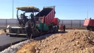 Строительство новой стоянки и дороги в г Раменское(, 2014-05-26T16:24:35.000Z)