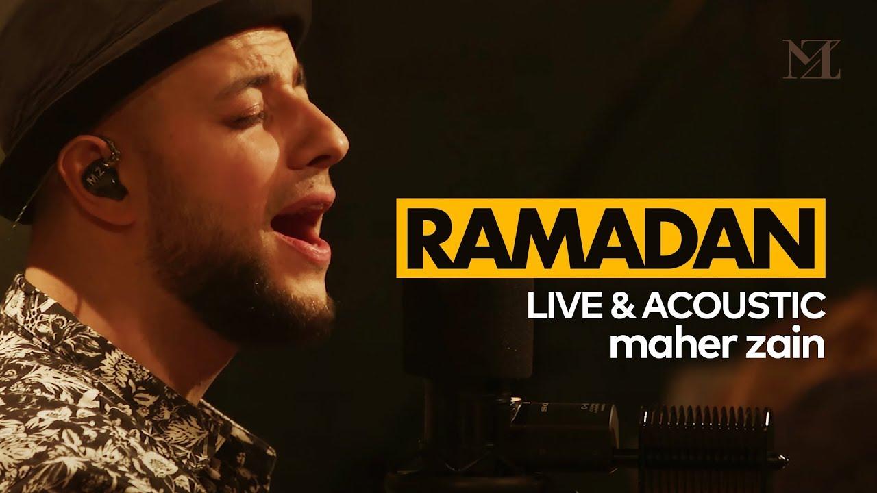 Maher Zain Ramadan English Live Acoustic Youtube