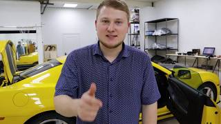 День из магазина и студии VETER AUDIO / Chevrolet Camaro / 2110 со стеной / Granta / Мотоцикл