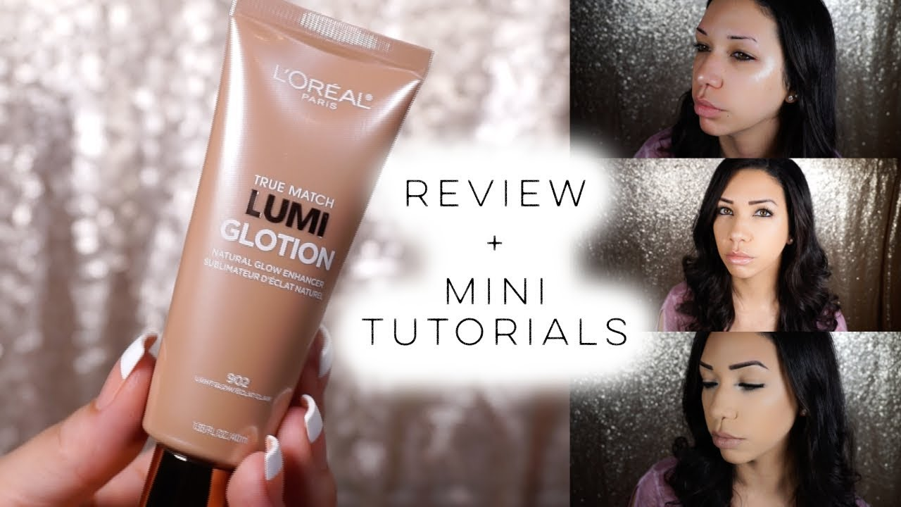 True Match Lumi Glotion Natural Glow Enhancer by L'Oreal #16