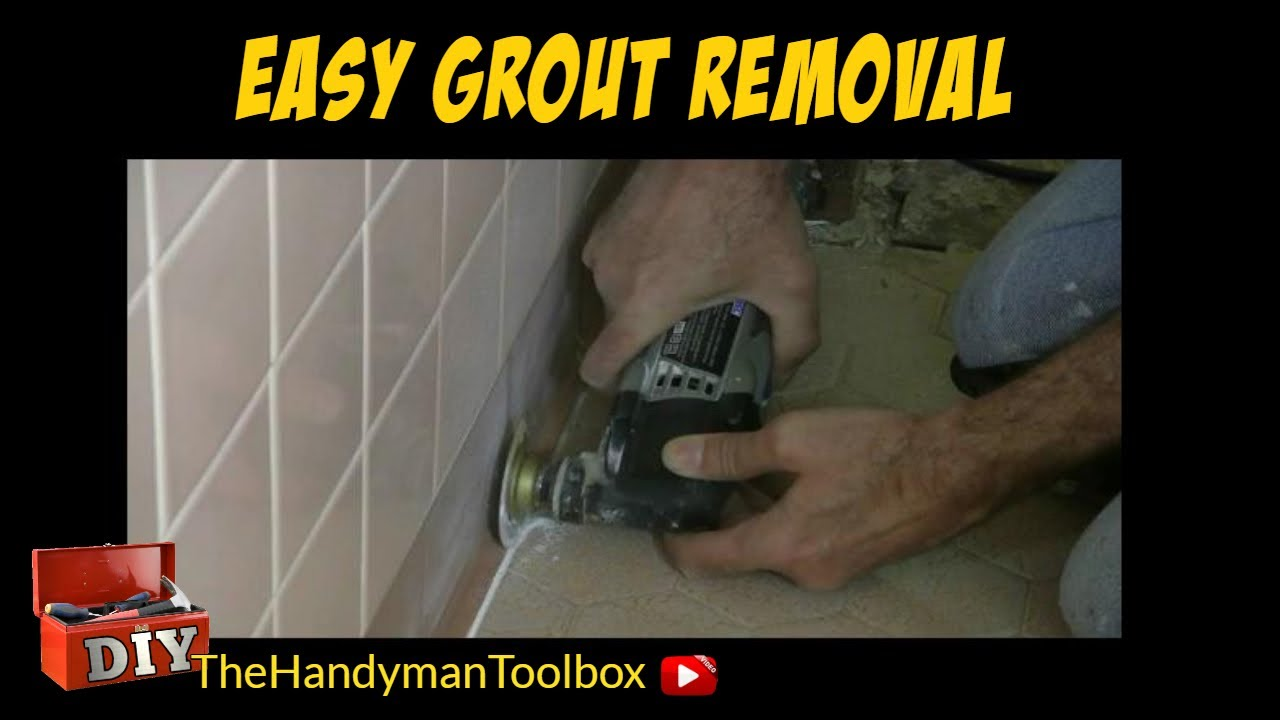 Power tools how to remove grout with a dremel multimax youtube power tools how to remove grout with a dremel multimax dailygadgetfo Image collections