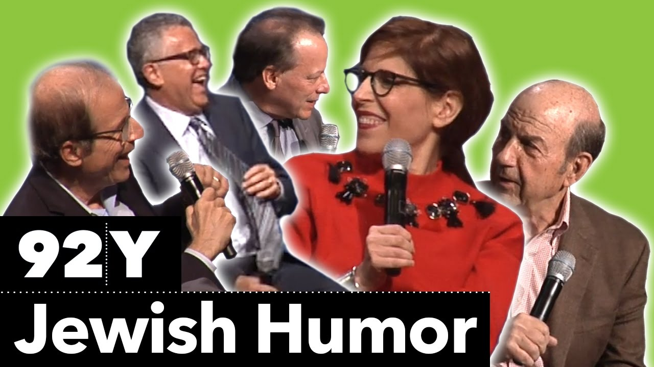 An Unforgettable Night of Jewish Humor at the 92nd Street Y