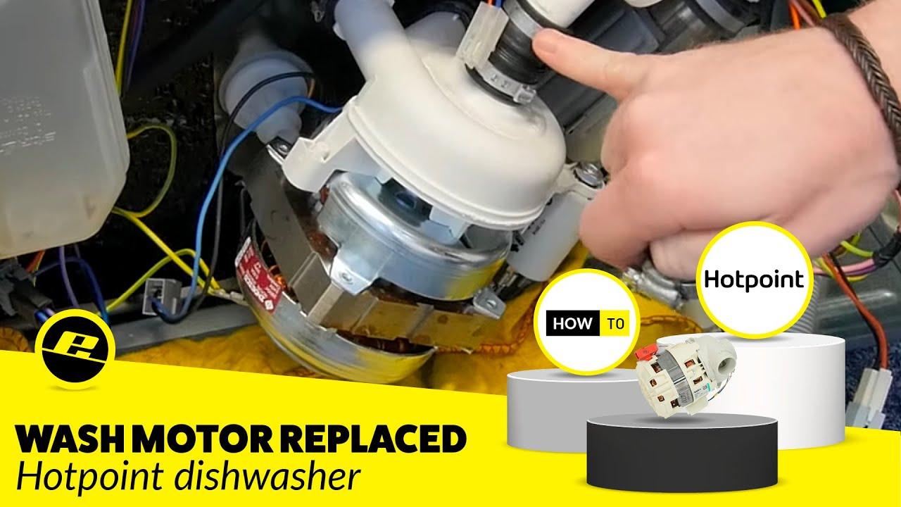 Hotpoint//Indesit//zanussi dishwasher wash motor//pump C00303672//C00256525