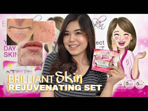 Brilliant Skin Rejuvenating Set | HONEST REVIEW ‼️