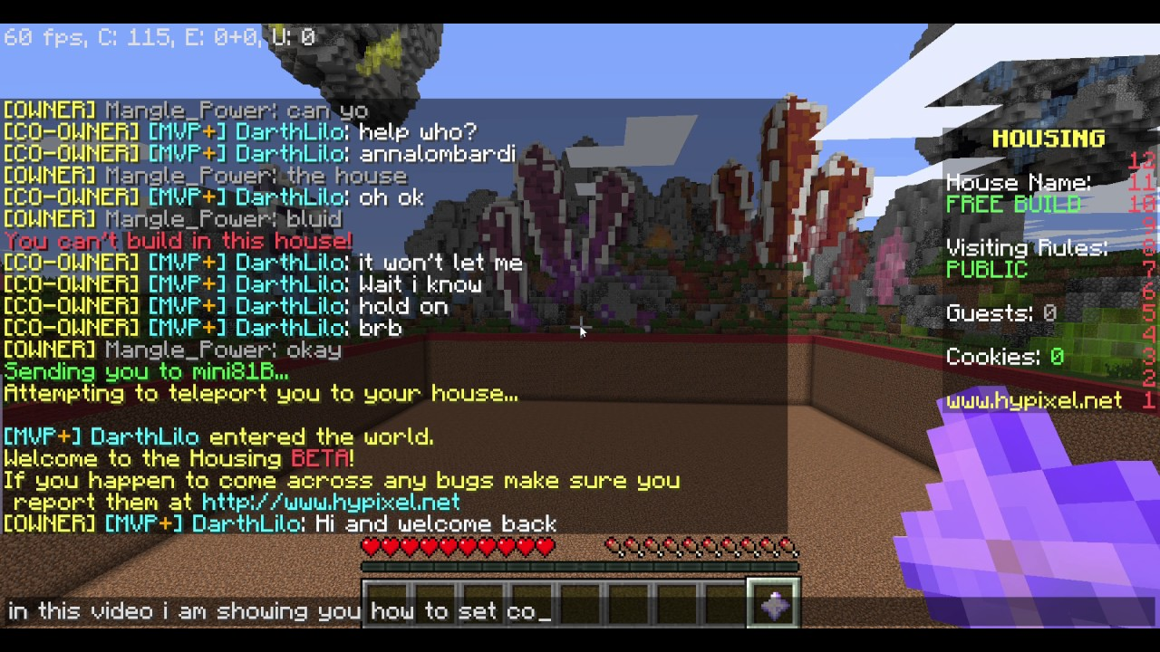 hypixel owner on JumPic com