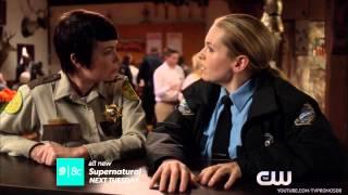 Сверхъестественное / Supernatural (10 сезон, 8 серия) - Промо [HD]