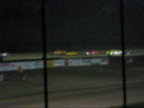 la raceway street stock feature june 5th 2009