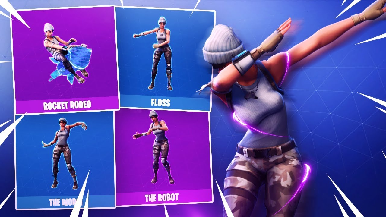 new top 5 rarest fortnite emotes of all time 0 000001 has these emotes - chicken emote fortnite rare