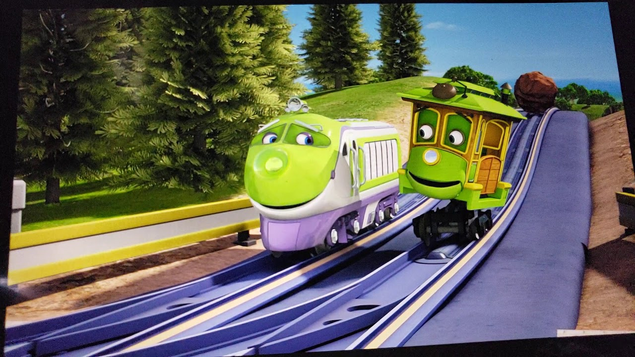 Chuggington Tales From The Rails: Odd Train Out - US