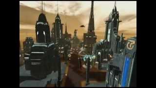 Anarchy Online Alien Invasion Trailer