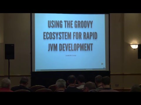 'Using the Groovy Ecosystem for Rapid Development on the JVM' - Schalk Cronje [ ACCU 2016 ]
