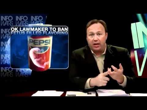 Pepsi Aborted Fetus Filled Soda Flavouring Ban Youtube