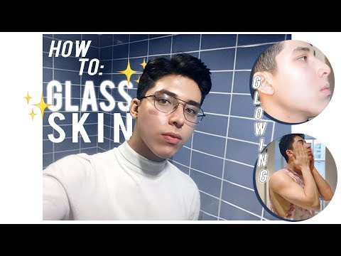 How to Get GLASS SKIN: Korean Skincare Routine