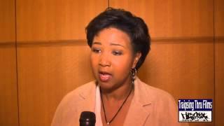 1ST BLACK WOMAN ASTRONAUT Dr. MAE JEMISON! 2012